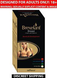 Ayurveda Cure Zee Labs Brexelant Breast Enlargement/Firming Cream 60 gm