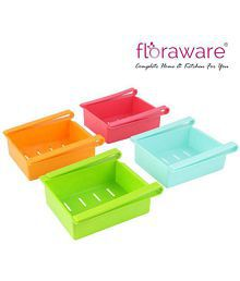 Floraware Polyproplene Food Container Set of 4