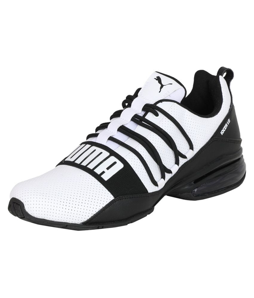 9024ec13bdf2 Puma Sneakers White Casual Shoes - Buy Puma Sneakers White Casual Shoes  Online at Best Prices in India on Snapdeal