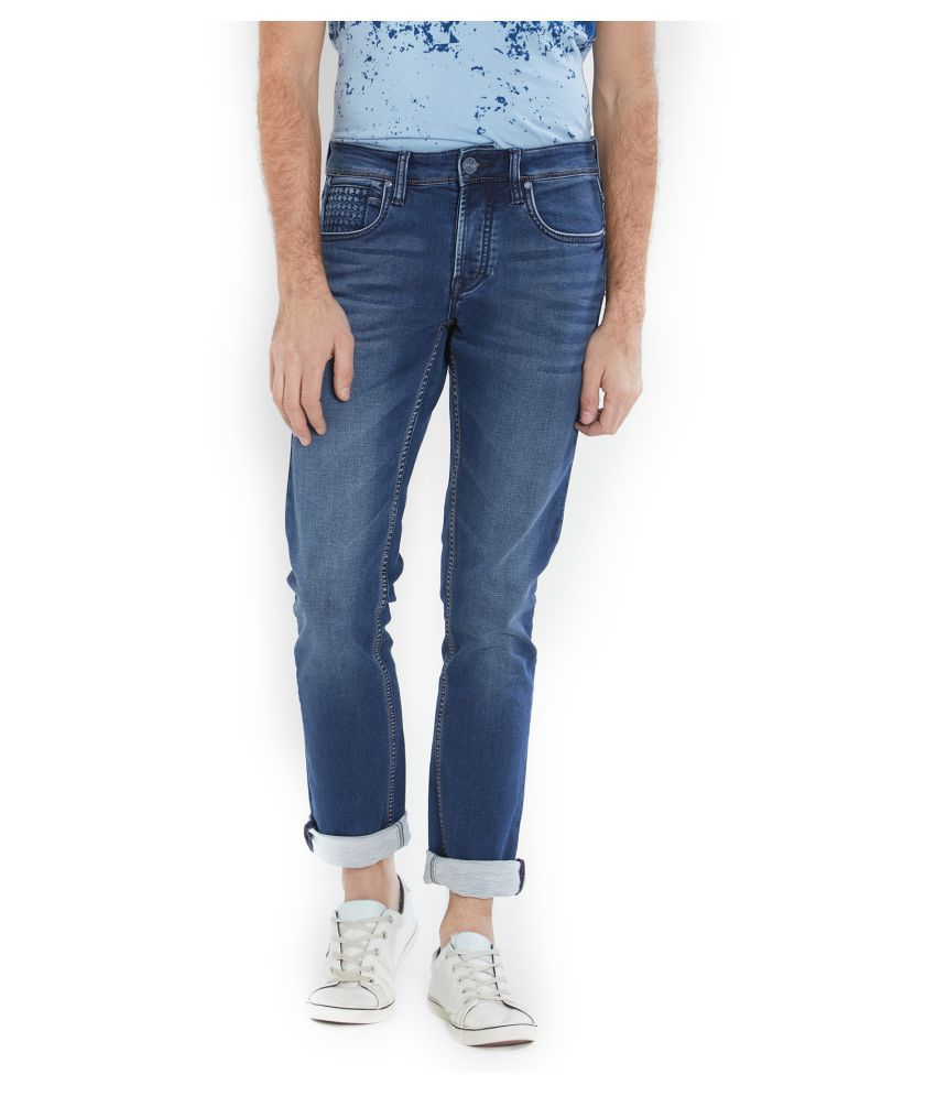 Lawman Blue Slim Jeans