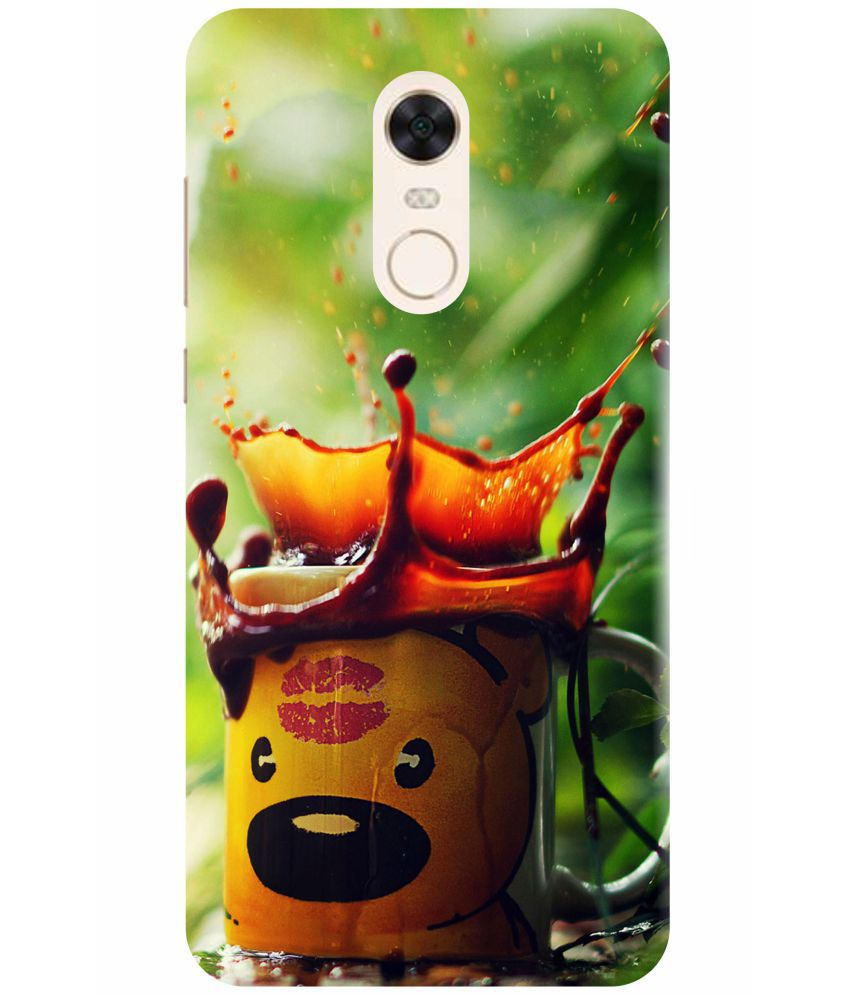 Xiaomi Redmi 5 3D Back Covers By VINAYAK GRAPHIC The back designs are totally customized designs