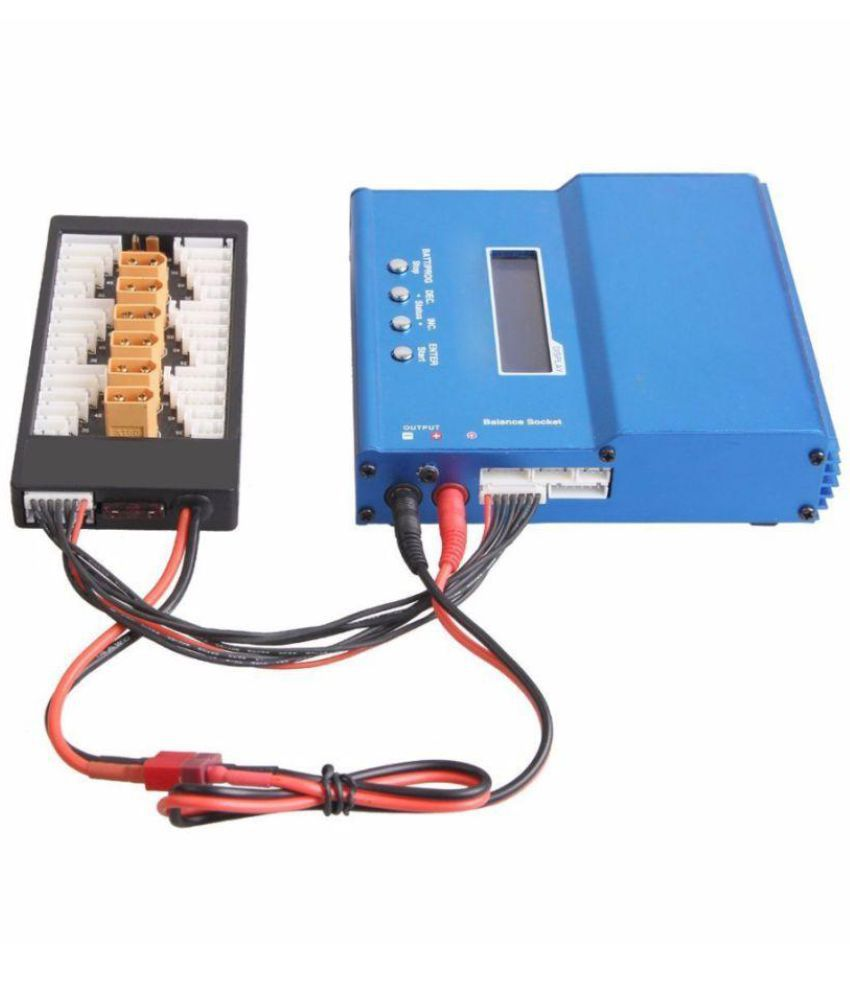 Buy Futaba D Xt60 Parallel Balanced Charging Plate For Lipo Rc Wiring Batteries Battery