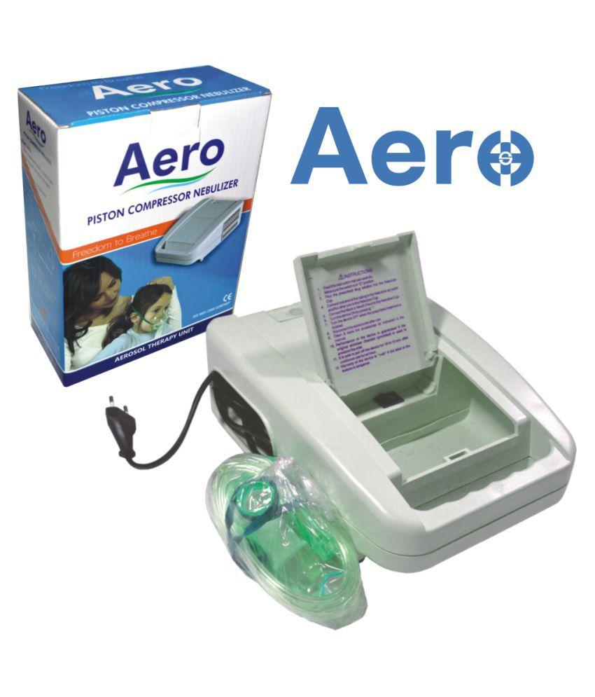 Aero Compressor Nebulizer All-in-One