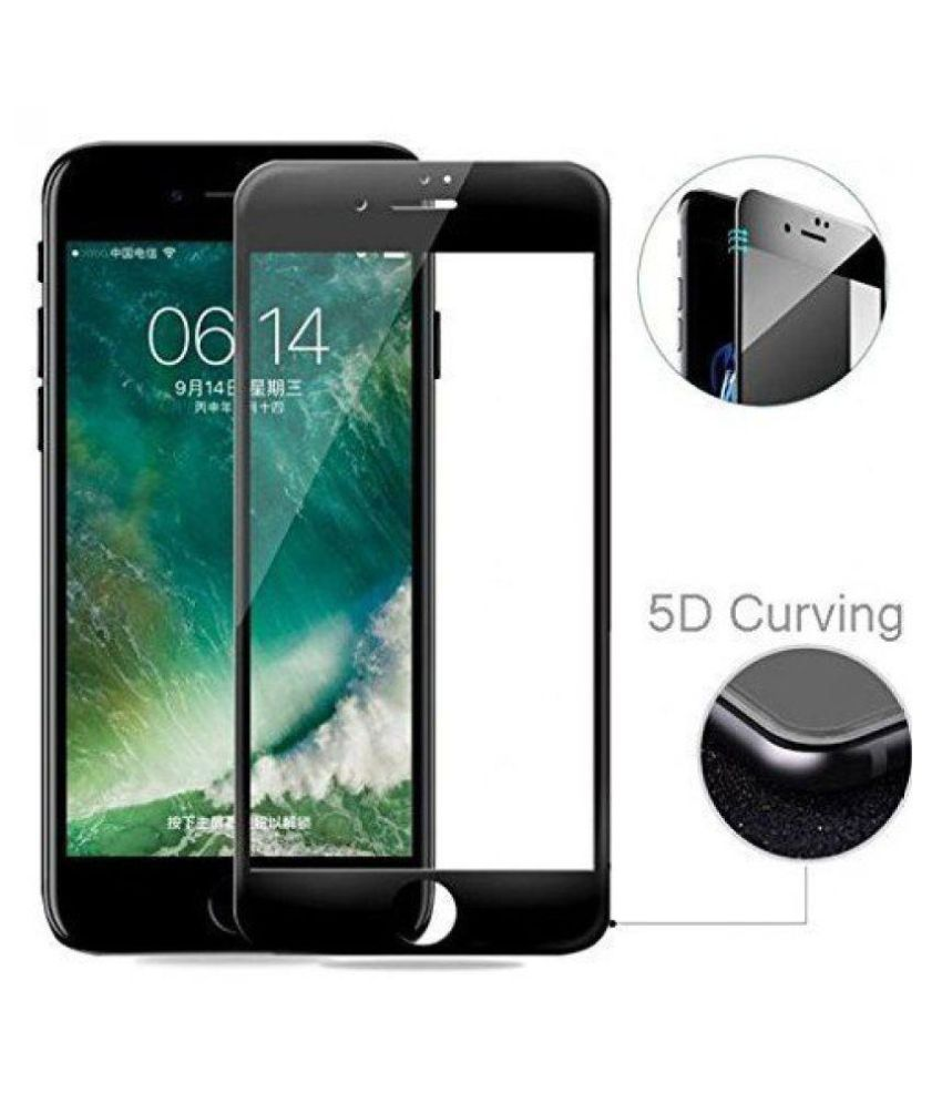 Apple Iphone 8 5D Tempered Screen Guard By Fone Buddy