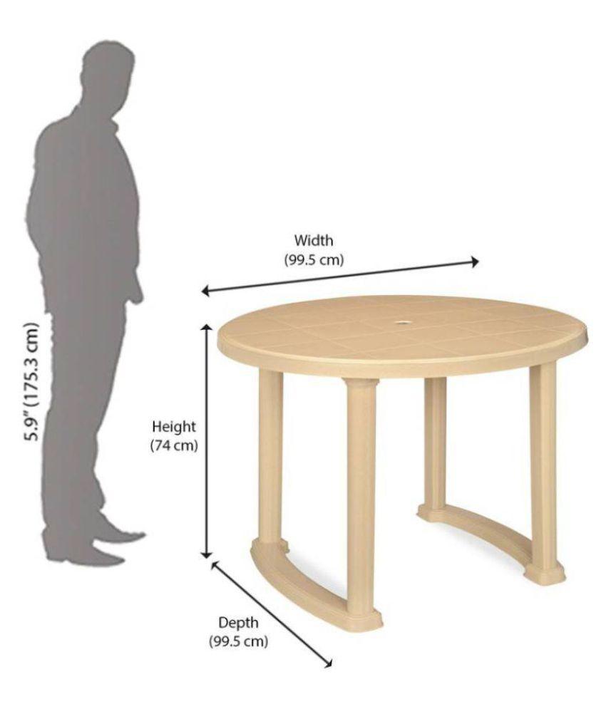 nilkamal meridian dinning dining table marble beige buy nilkamal rh snapdeal com