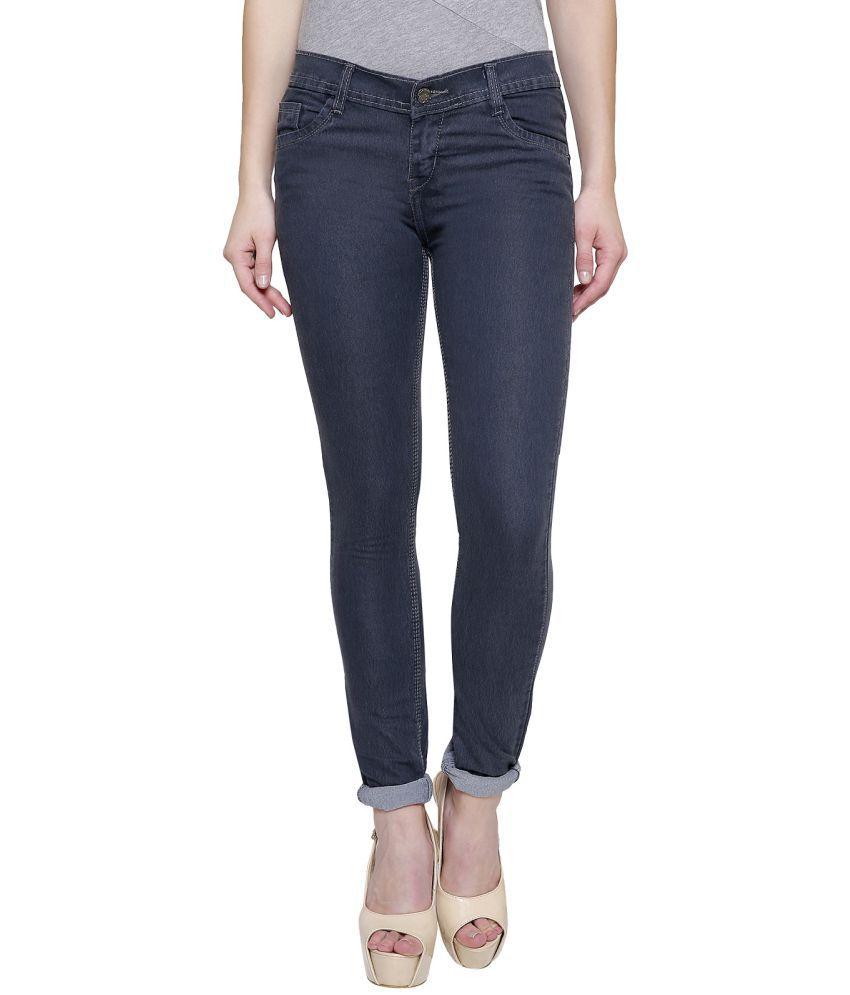 NJs Denim Jeans - Grey