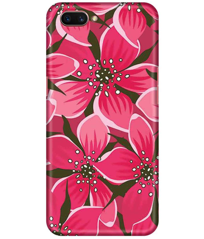 Oppo F9 Printed Cover By Zapcase