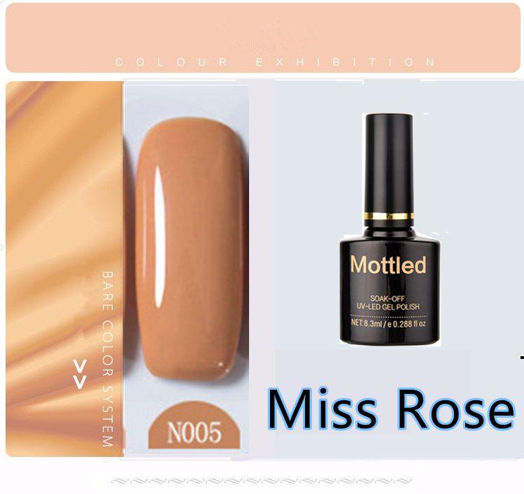 Miss Rose Nail Polish N005 As Picure Glossy 35g gm