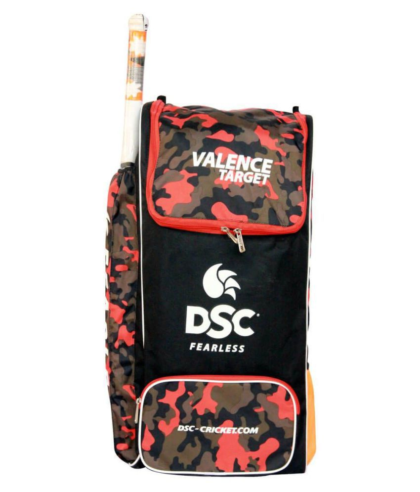 f159774252 DSC VALENCE TARGET CAMO CRICKET BAG  Buy Online at Best Price on Snapdeal