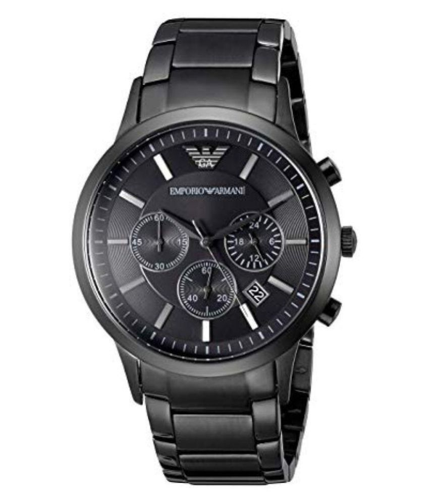 Timeless AR2453 Analog Dial with Chain Band Metal Watch