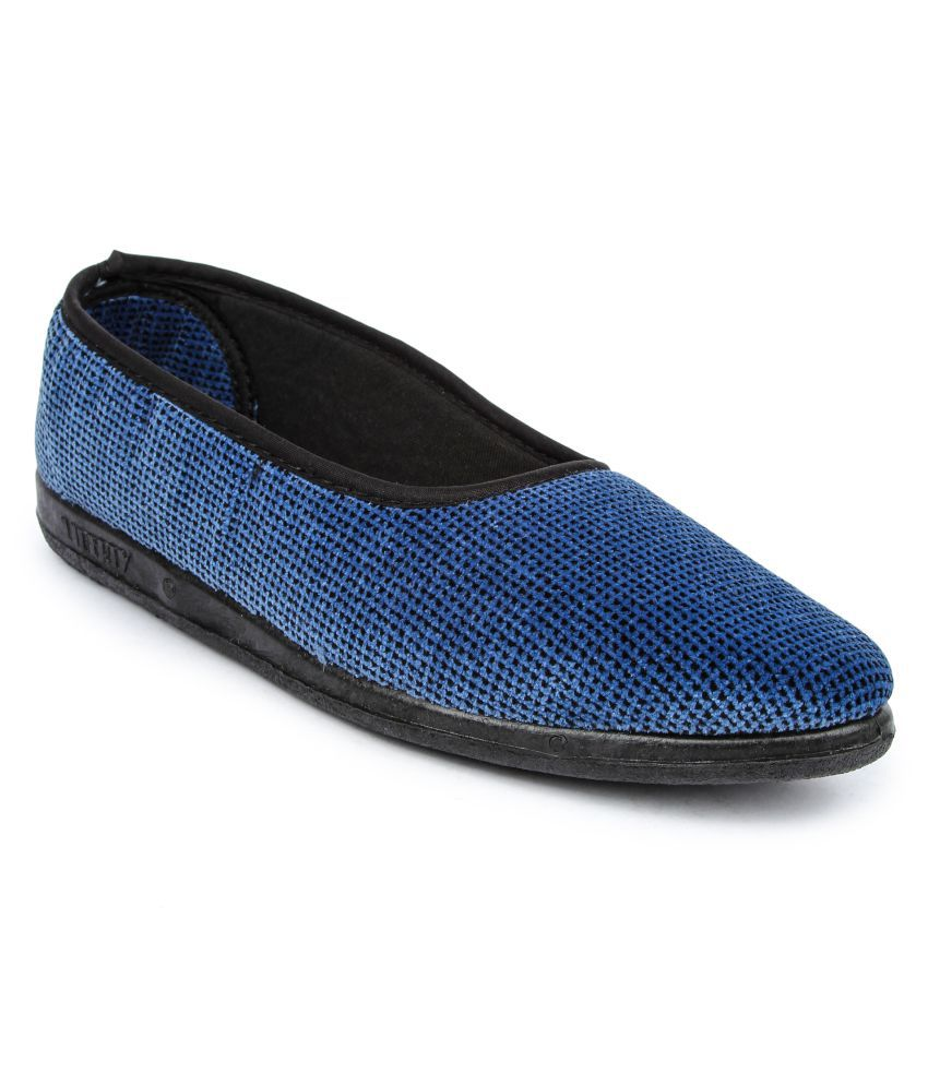 Gliders By Liberty Blue Casual Shoes