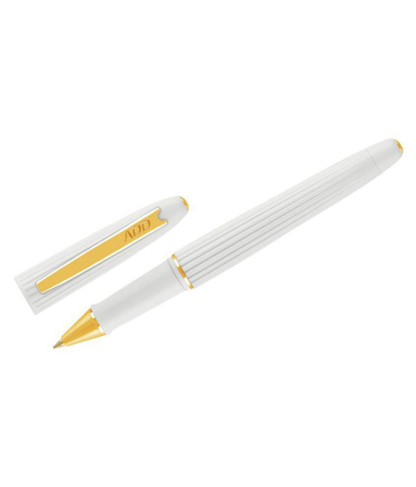 Add Gel Jetflo 250 Gel Pen - Blue Set Of 10 Pen