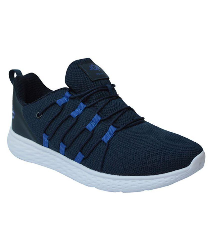 1fee8ced64ea JQR SPORTS Blue Running Shoes - Buy JQR SPORTS Blue Running Shoes ...