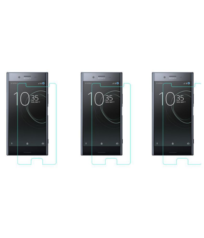 SONY XPERIA XZ PREMIUM Tempered Glass Screen Guard By ACM