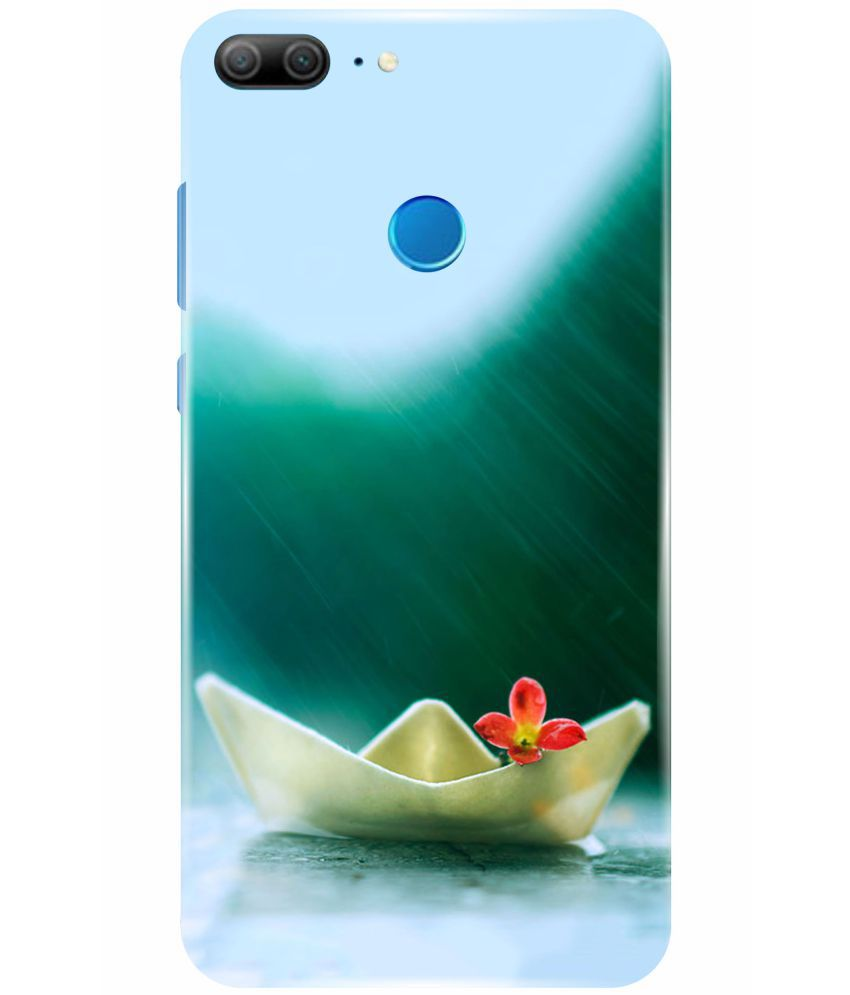 Huawei Honor 9 Lite 3D Back Covers By VINAYAK GRAPHIC This Cover totally customized & 3d printed designs