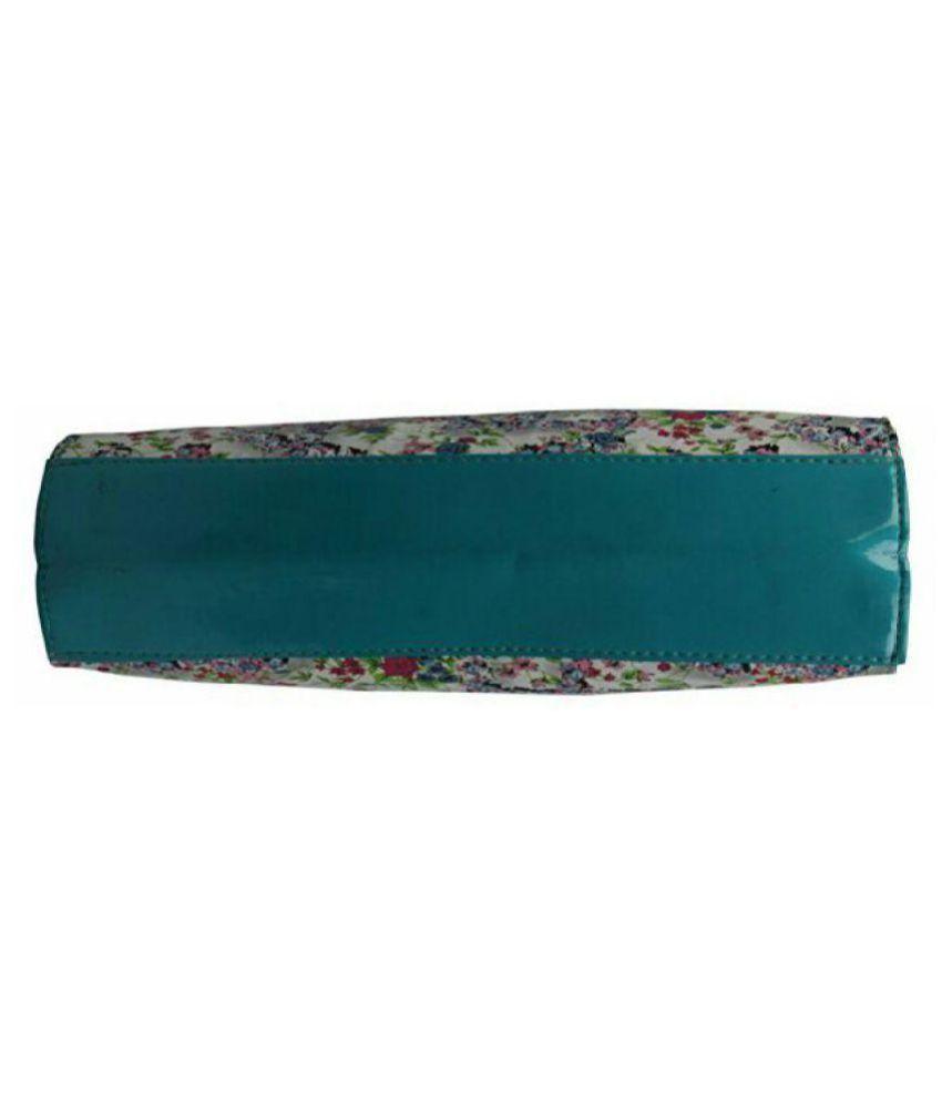 9591f0ddd7c7 Geetu Ladies Bag Sky Blue Non Leather Shoulder Bag - Buy Geetu ...