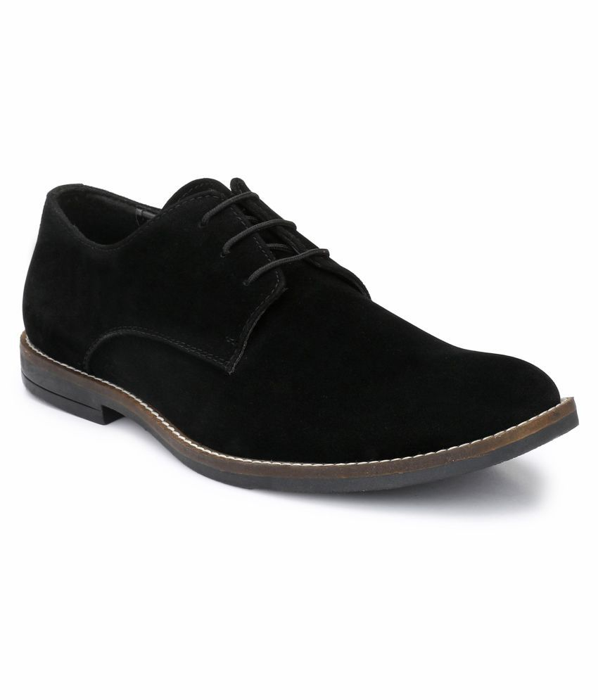 3c612355a94 HiREL S Lifestyle Black Casual Shoes - Buy HiREL S Lifestyle Black Casual Shoes  Online at Best Prices in India on Snapdeal