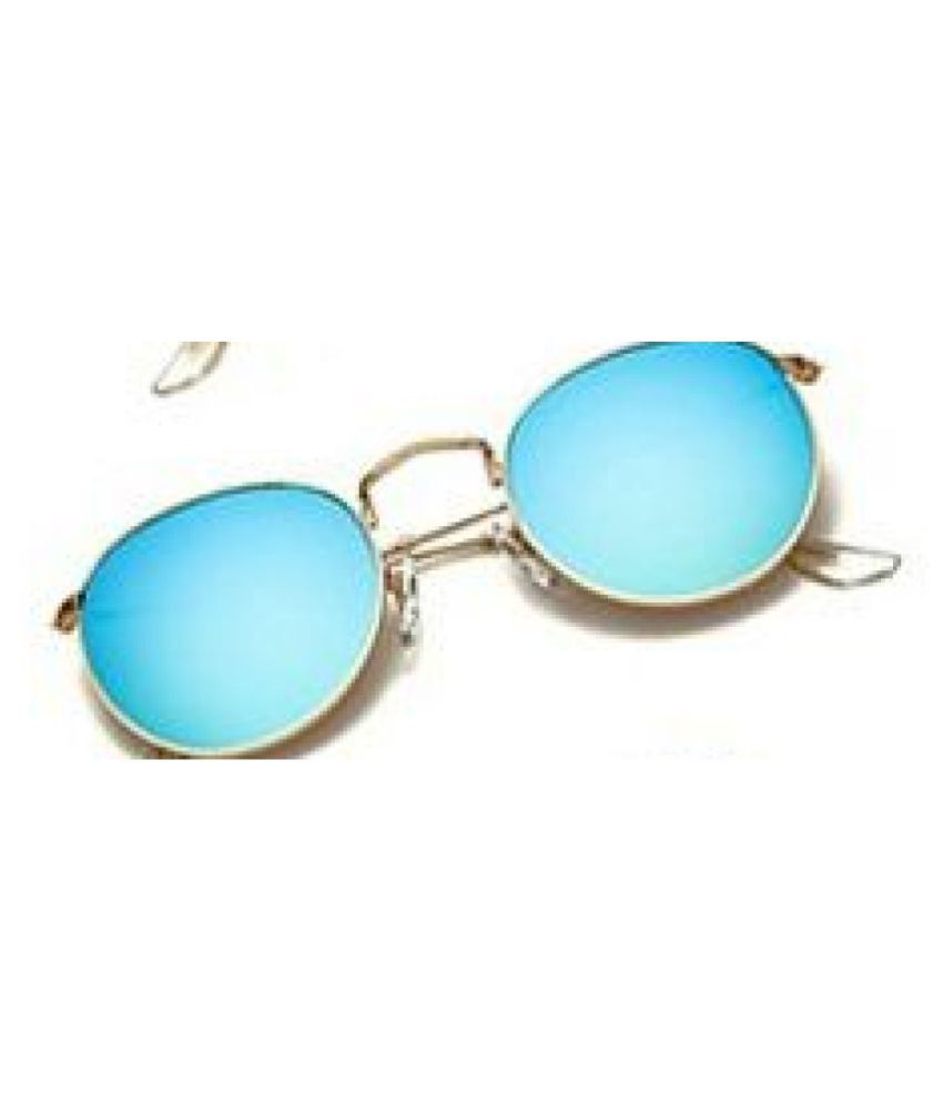 Swagger Fashion Sunglasses For Girl Women Colorful Round Style Glasses Sold by ZXG