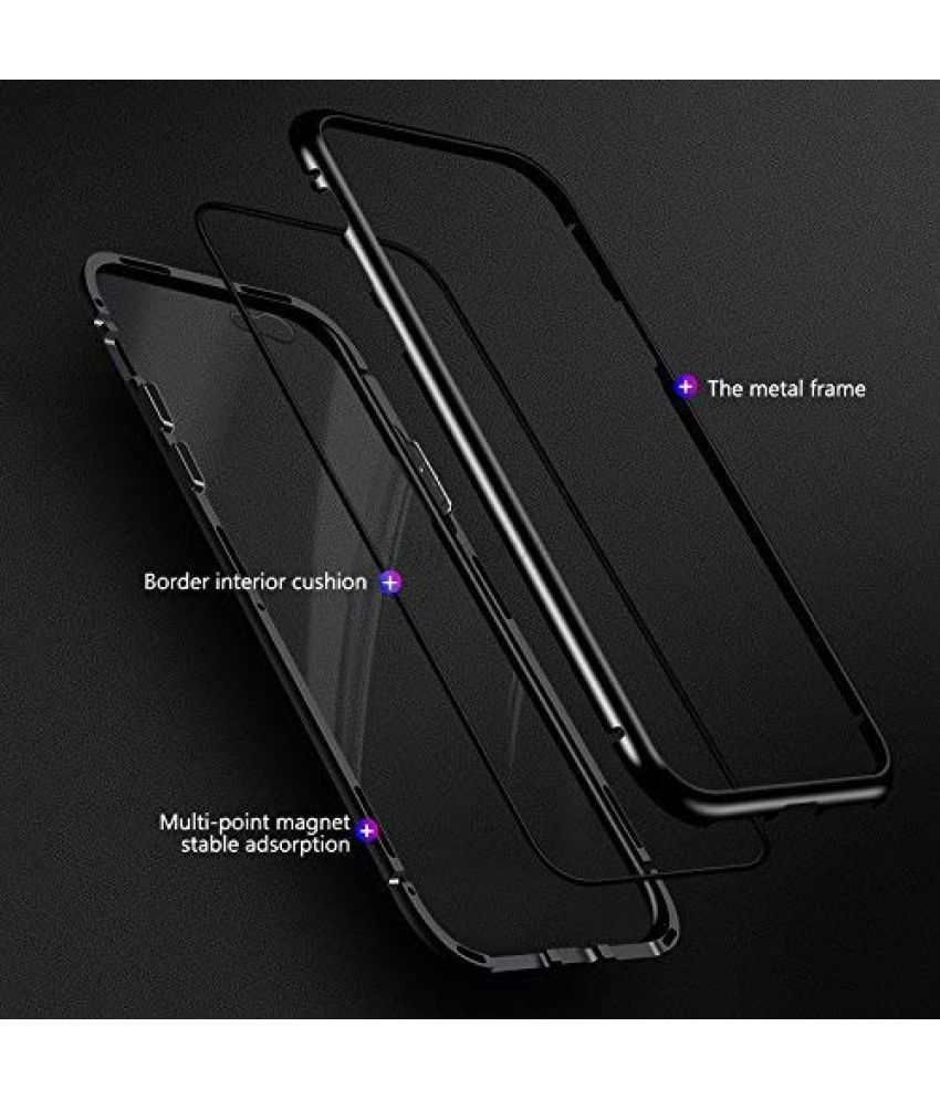 info for a8090 c2f5b Apple iPhone 7 Plus Mirror Back Covers SNTC - Black