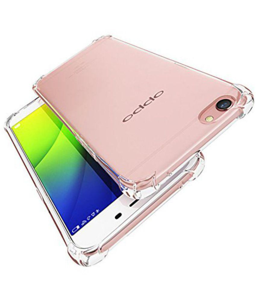Oppo A83 Plain Cases Spectacular Ace - Transparent