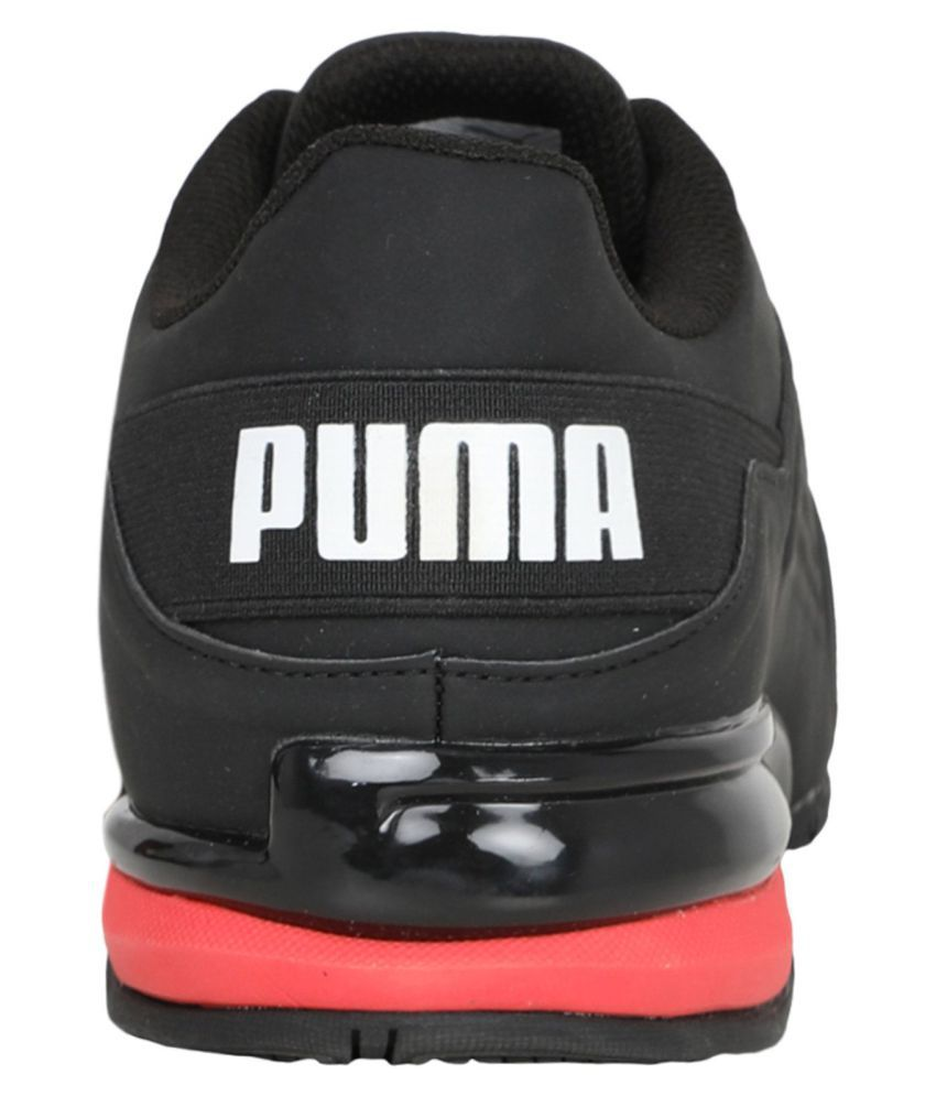 1a3b62bb6fb1 Puma Viz Runner Sneakers Black Casual Shoes - Buy Puma Viz Runner ...
