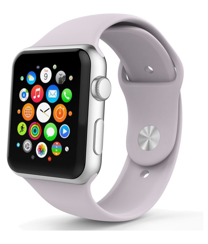 WDS A1 Smartwatch Suited Intex Aqua Slice Smart Watches