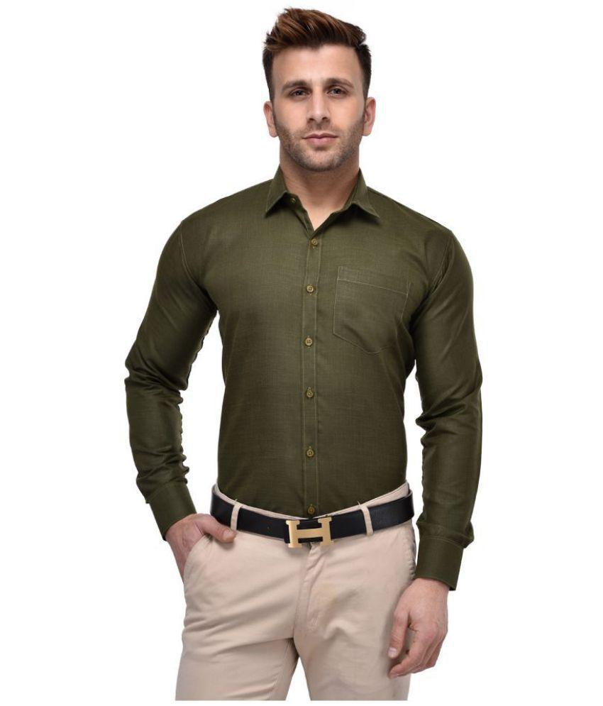 Hangup 100 Percent Cotton Shirt