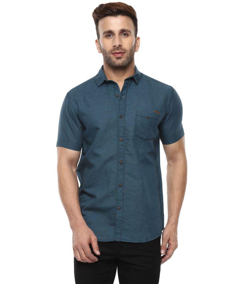 Mufti Linen Shirt