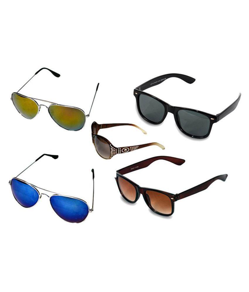 5d4773f413e Victoria Secret Sunglasses Combo ( 5 pairs of sunglasses ) - Buy Victoria  Secret Sunglasses Combo ( 5 pairs of sunglasses ) Online at Low Price -  Snapdeal