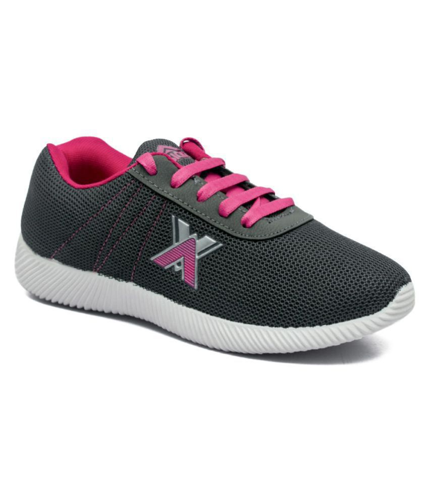 ASIAN Black Casual Shoes