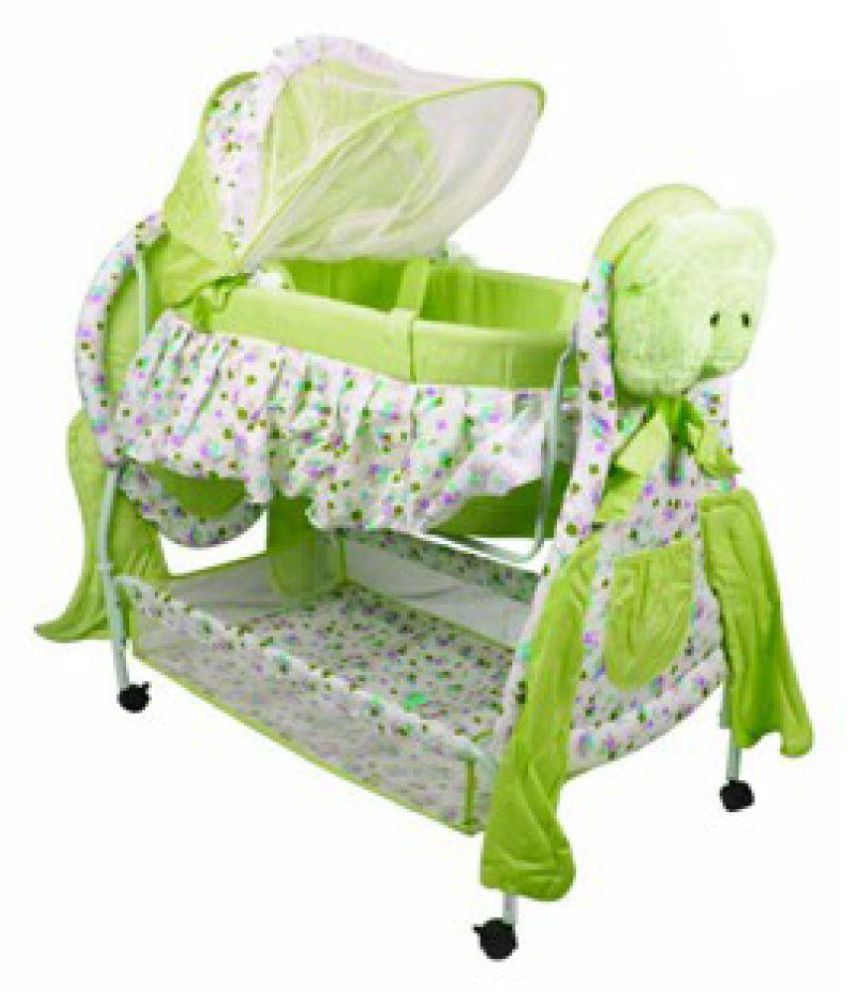 OH BABY Baybee Baby Cat Multipurpose Swing DUBLE Cradle cum Bassinet with COLOER PLEASE VISIT US ON---OHBABYPRODUCT.COM SE-JP-53