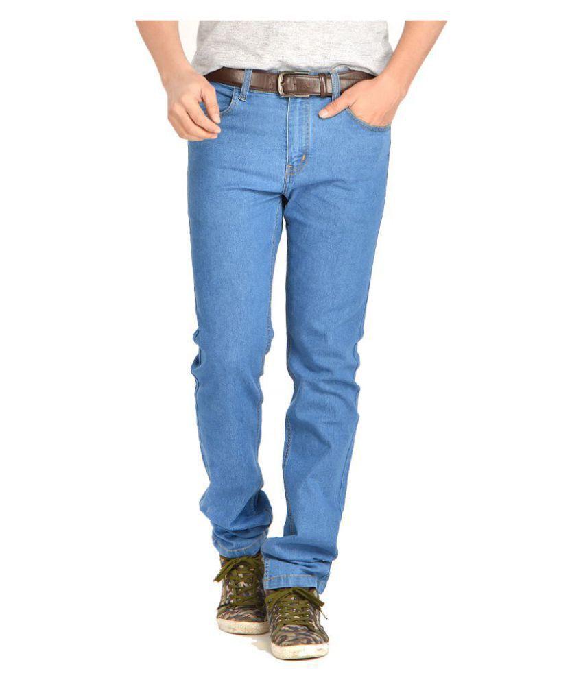 DAWN Blue Slim Jeans