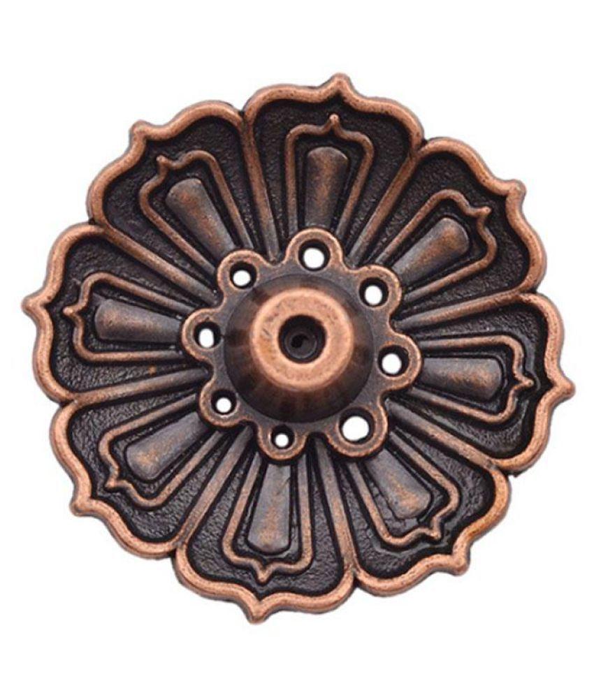 ... 9 Holes Lotus Flower Incense Burner Holder Plate for Stick Cone Incense ...