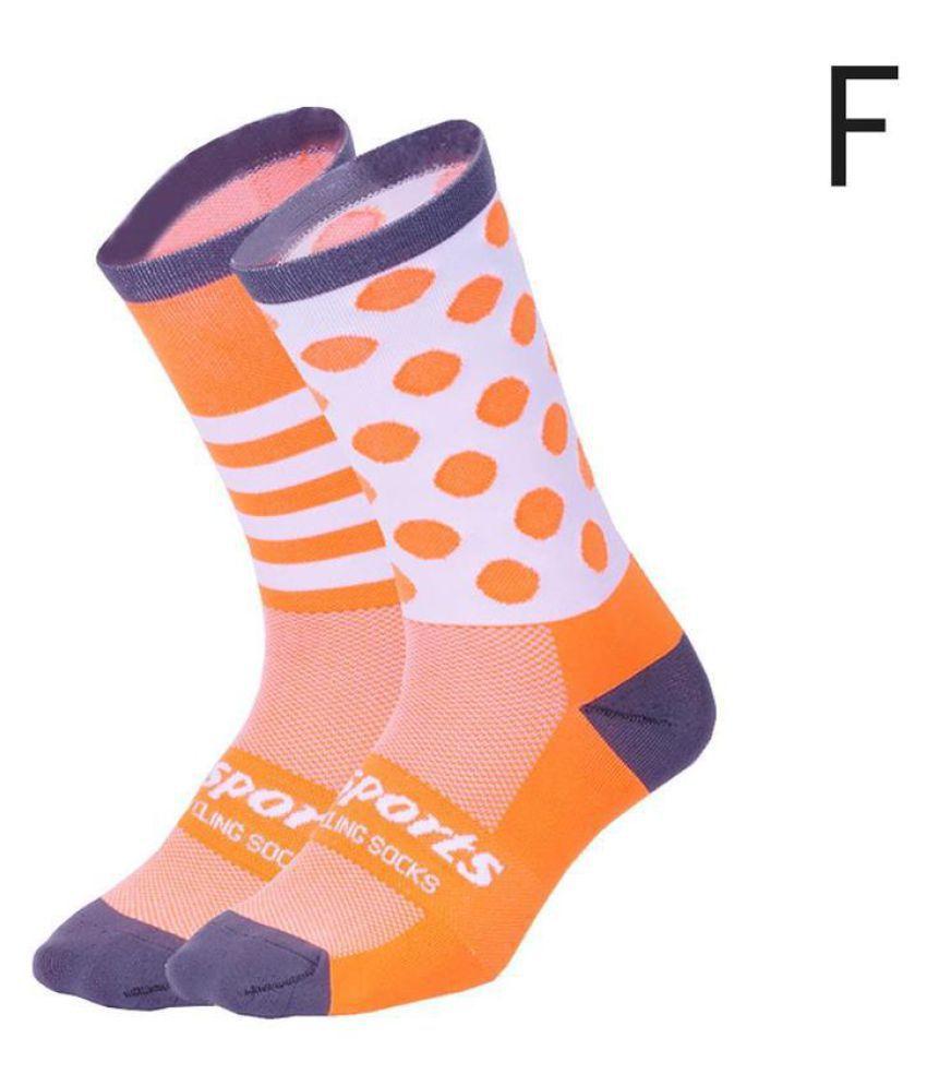 Compression Socks Breathable Athletic Socks MTB Cycling Sports Socks Dress Socks