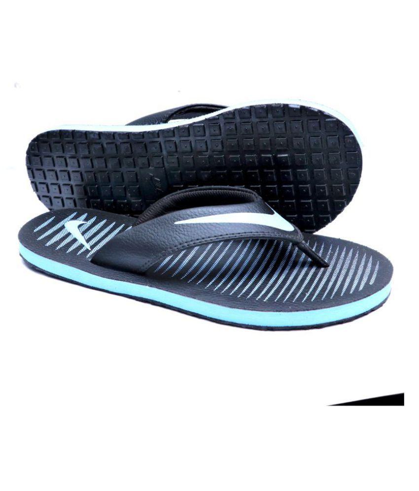 4c78b490 Nike Chroma Thong 5 Blue Thong Flip Flop Price in India- Buy Nike ...