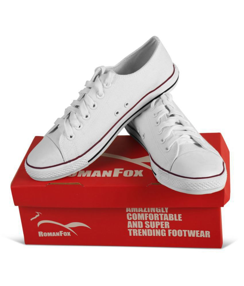 Buy Romanfox roman99915 Sneakers White