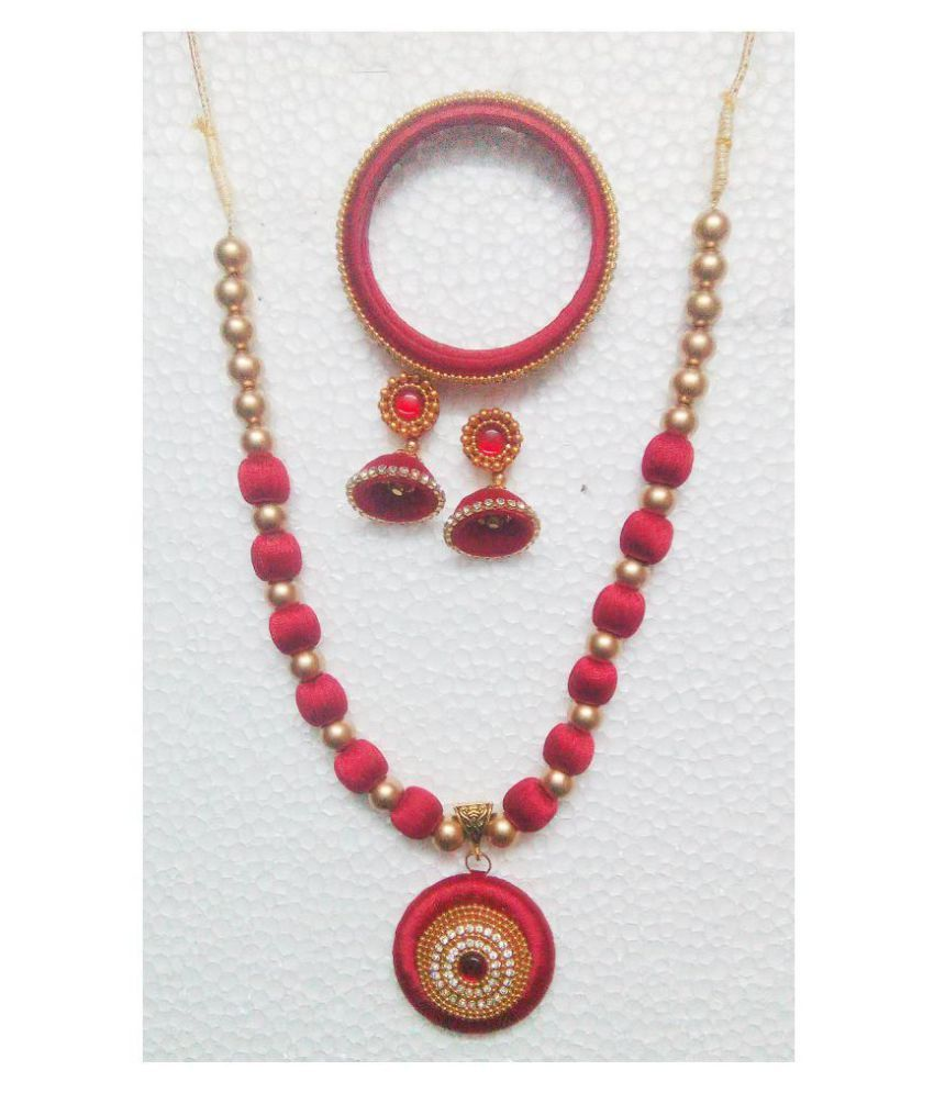 NAACHAS Necklace set Combo