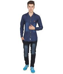 9cdefc3ffd3 Denim Shirt  Jeans   Denim Shirts For Men UpTo 77% OFF - Snapdeal.com