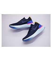 Nike Epic React Blue Casual Shoes