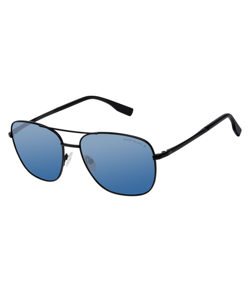 9c20ad2846 David Blake Blue Wayfarer Sunglasses ( M1148 ) - Buy David Blake Blue  Wayfarer Sunglasses ( M1148 ) Online at Low Price - Snapdeal