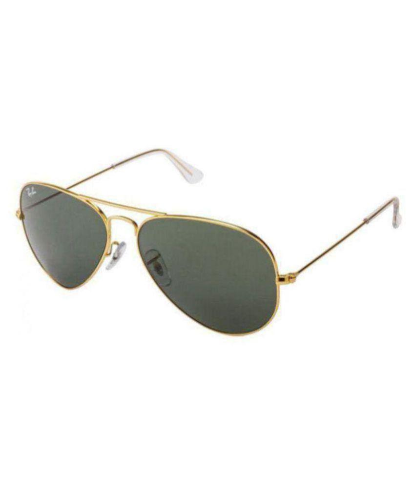 55e5a96e94 Fashion Black Aviator Sunglasses ( Rb 3025 ) - Buy Fashion Black ...