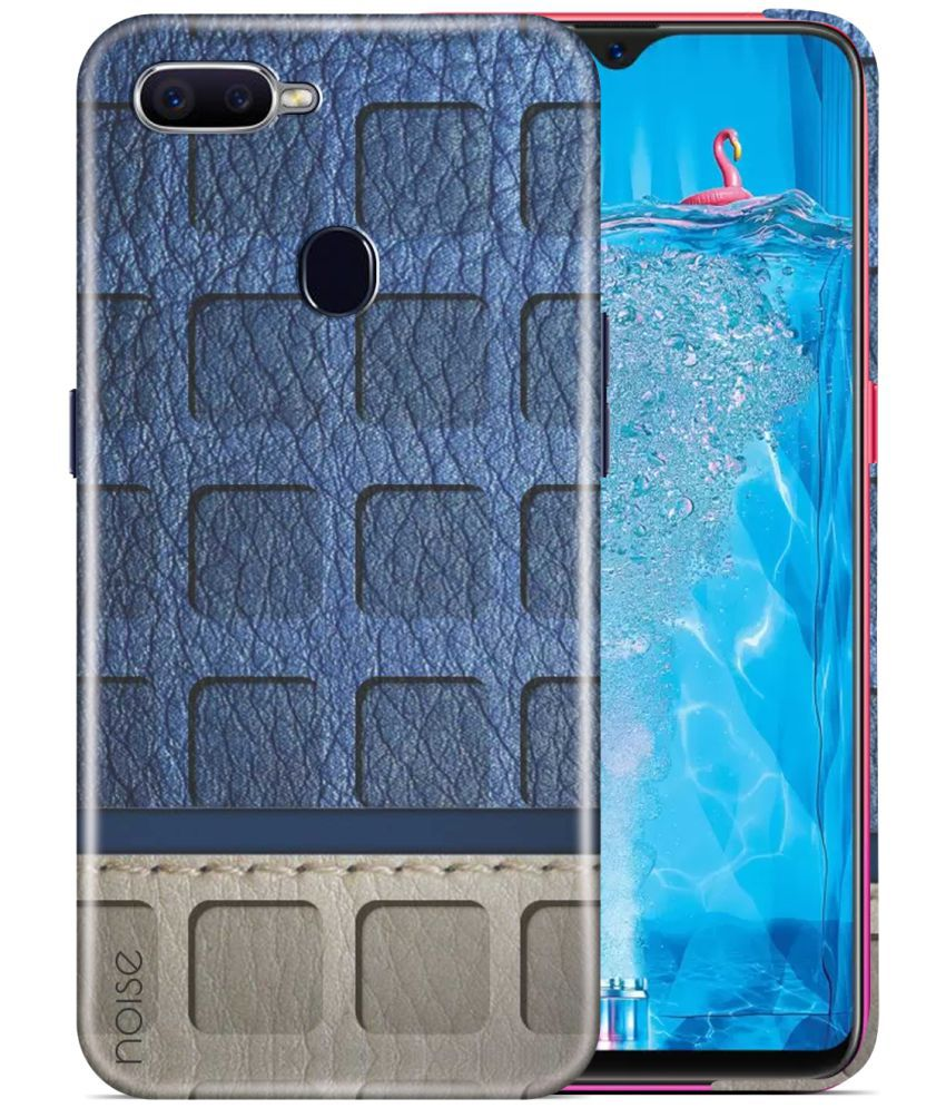 Oppo F9 Pro Printed Cover By Noise