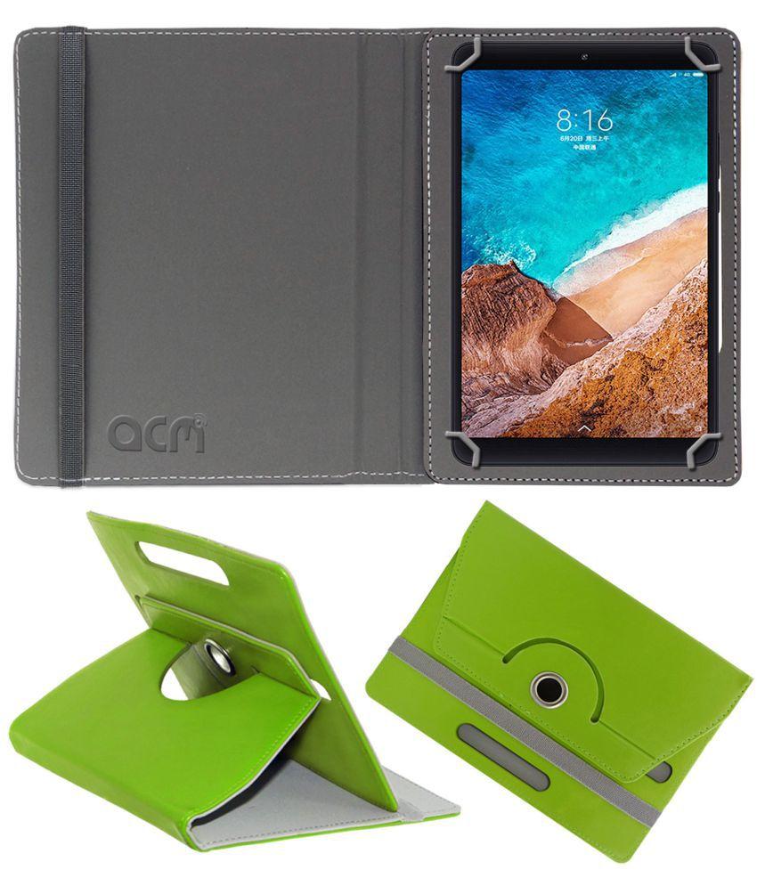 XIAOMIMIPAD4LTE Flip Cover By ACM Green