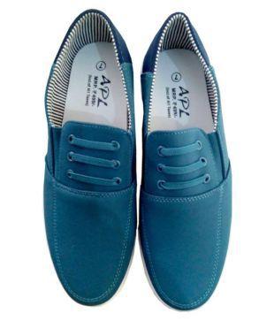 APL Blue Casual Shoes - Buy APL Blue