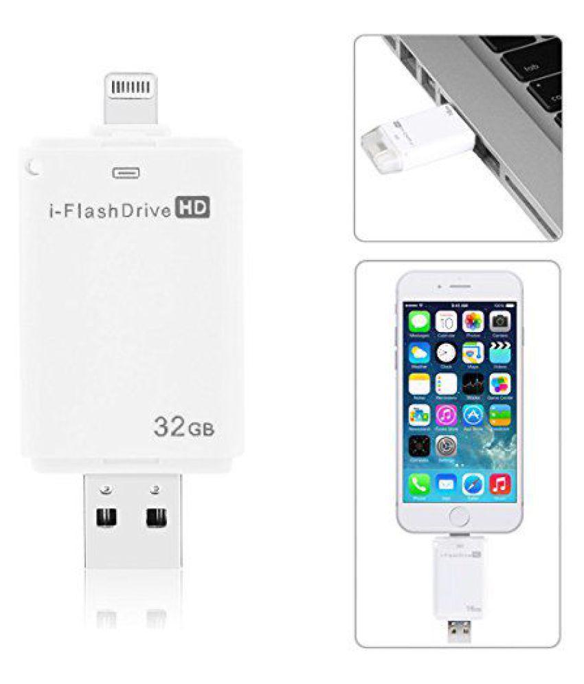 ADATA 32GB USB 2.0 OTG Pendrive Pack of 1