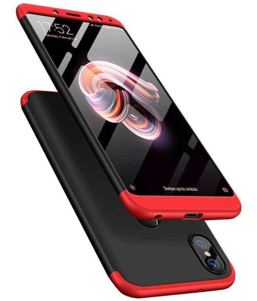 new products 7af10 de0c4 Samsung Galaxy J8 2018 Plain Cases Doyen Creations - Black Premium Gkk 360  Protection