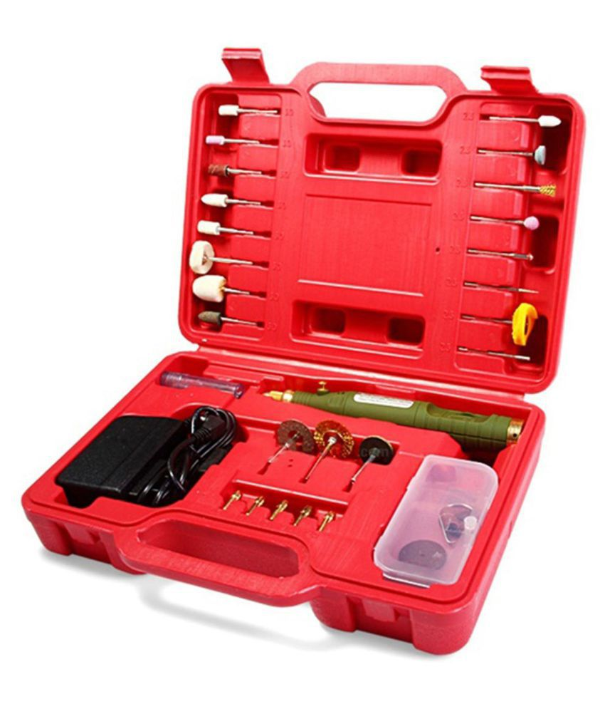 Wl 800 Mini Electric Drill Grinder Set Micro Drilling Tool Kit With