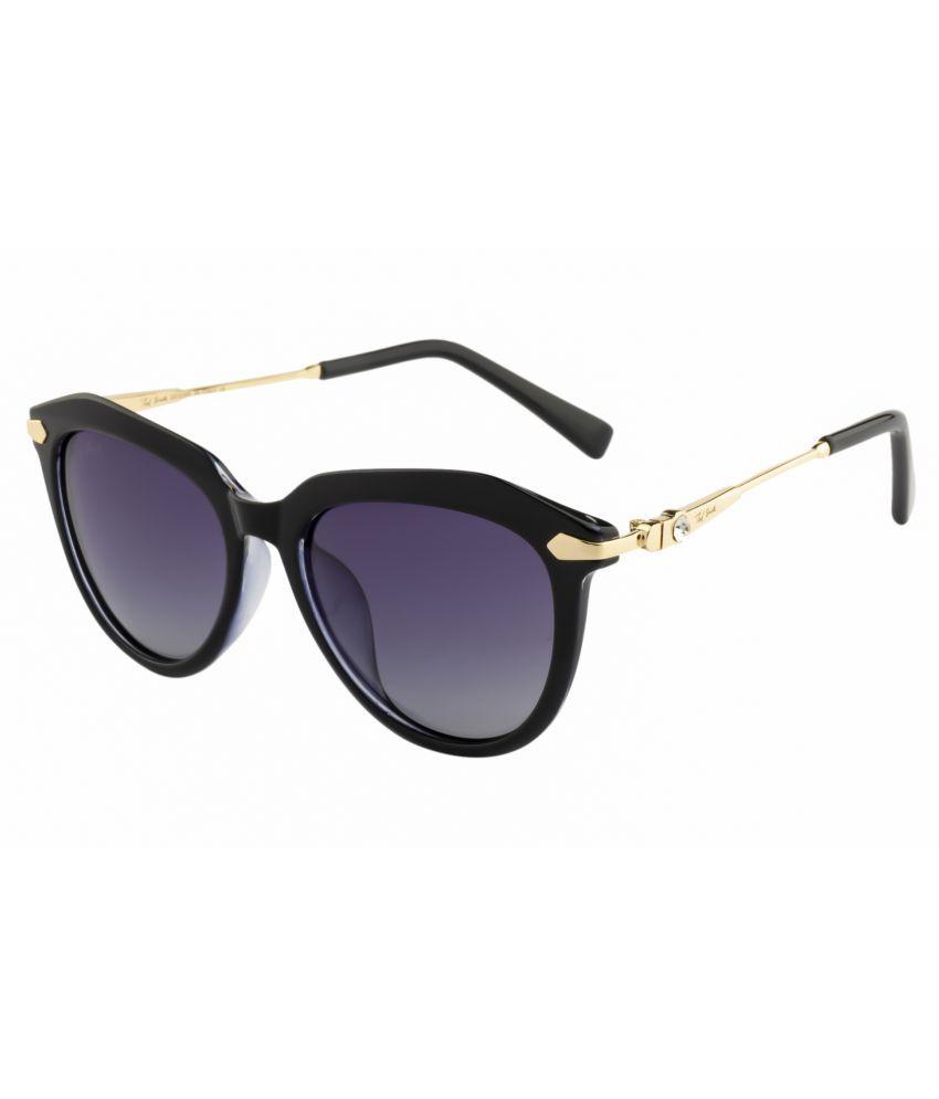 Ted Smith Blue Cat Eye Sunglasses ( TS-P0805 )