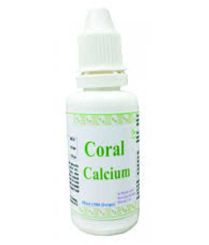 Hawaiian Herbals Glowing Calcium Drops - (Buy 1Get Same Drops Free) 30 ml Minerals Syrup