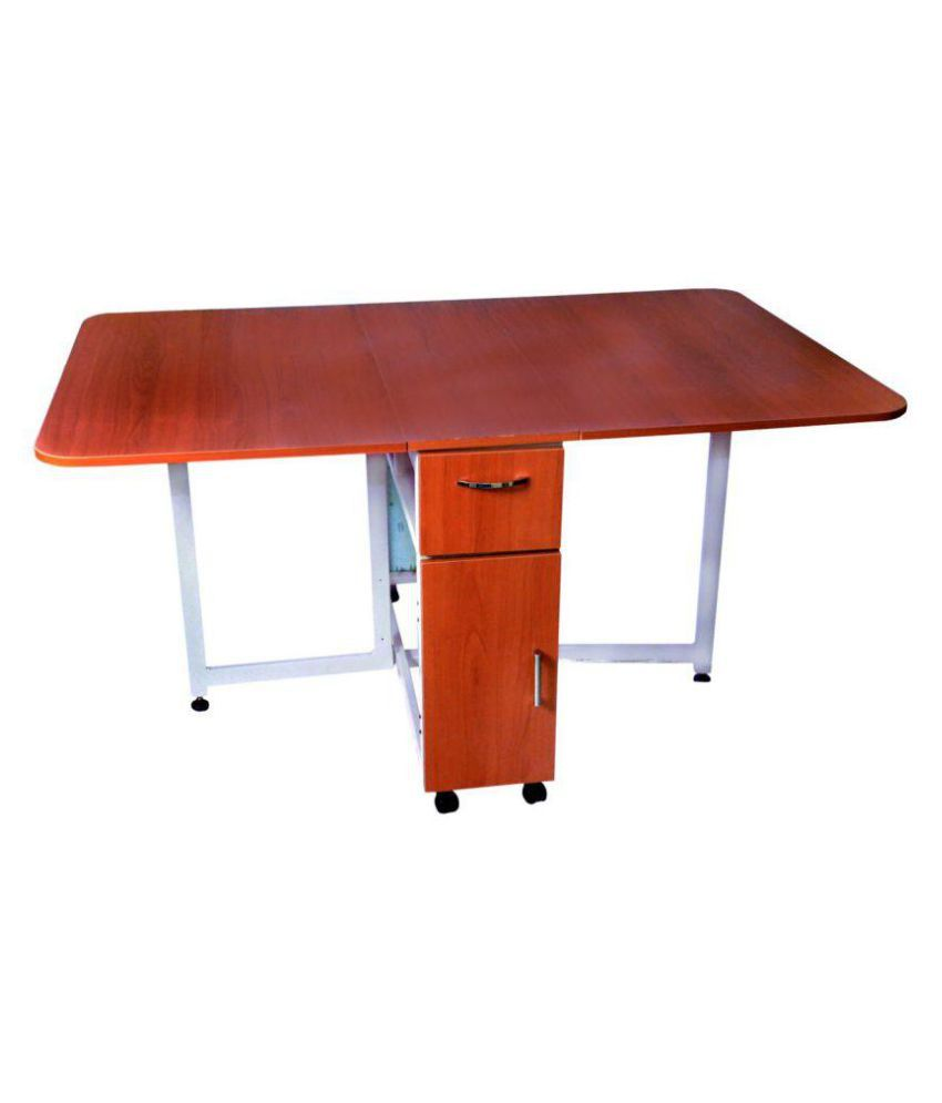 innofur forito dining table cherry buy innofur forito dining rh snapdeal com